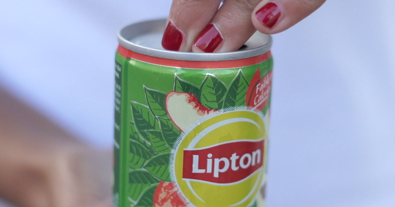 c Lipton Green Ice Tea – Tournée nationale 2017