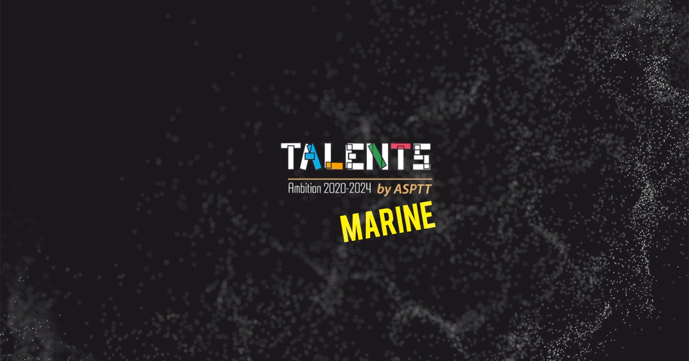 Talents by ASPTT – Marine Sansinena – Interview décalée