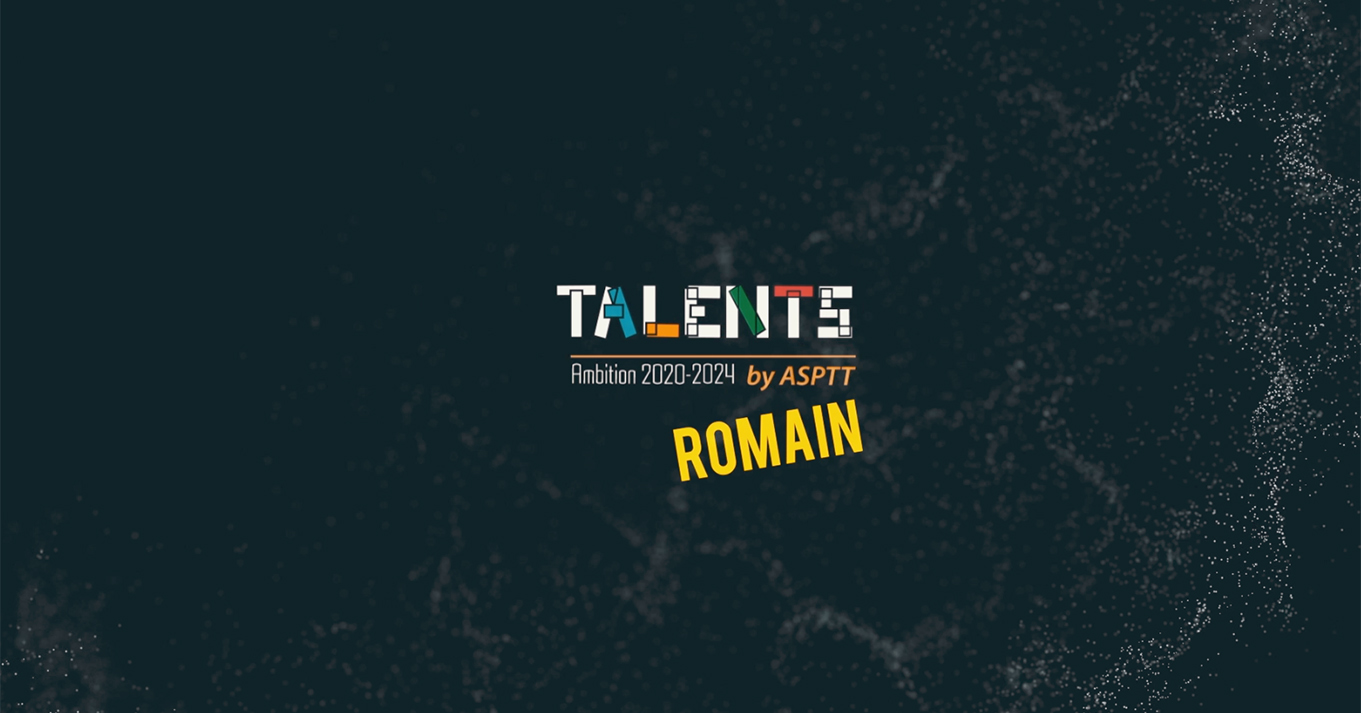 Talents by ASPTT – Romain Martin – Interview décalée